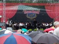 Dodworth Saxhorn Band on the Main Stage
