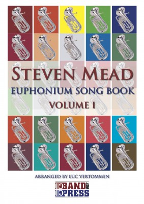 Steven Mead Euphonium Song Book Vol. 1