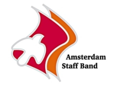 Amsterdam Staff Band Logo (Small)