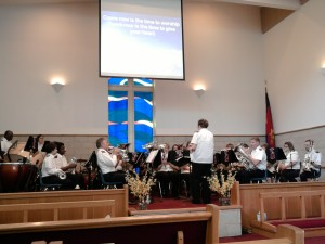 Fanfare to Worship