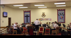 Belfast Temple Band, 3 September 2017