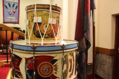 Restored drum presented to Belfast Temple Band at its 125th Anniversary Festival
