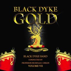 Black Dyke Gold VII cover art