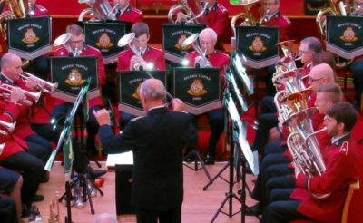 Belfast Temple Band (Bandmaster Jack Burch), 126th Anniversary Concert