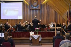 Clydebank Corps Band, 123rd Anniversary weekend, October 2016