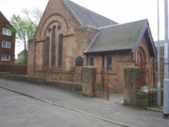 Coatbridge Middle Church