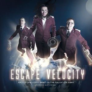 Cover, Escape Velocity (2013) - Amsterdam Staff Band