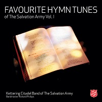 Cover Art - Favourite Hymn Tunes of the Salvation Army Vol 1