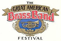 Great American Brass Band Festival logo (2005)