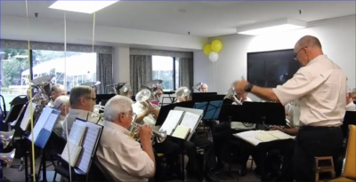 Heritage Brass at Meighen Retirement Residence, September 2016