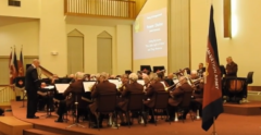 Heritage Brass Anniversary Concert, Oshawa Temple, October 2016