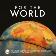 "Household Troops Band ""For the World"" cover art"