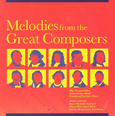 Melodies from the Great Composers - Co-operative Funeralcare Band