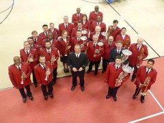 National Capital Band at Suffolk Corps