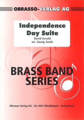 Obrasso brass band series - Independence Day Suite (David Arnold, arr. Sandy Smith)