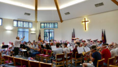 Sheffield Citadel Band, Open Band Practice, July 2017