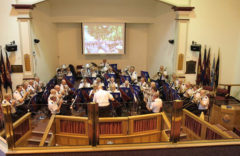 South London Fellowship Band, Eastbourne Corps, July 2017