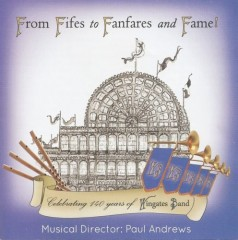 From Fifes to Fanfares and Fame - Wingates Band